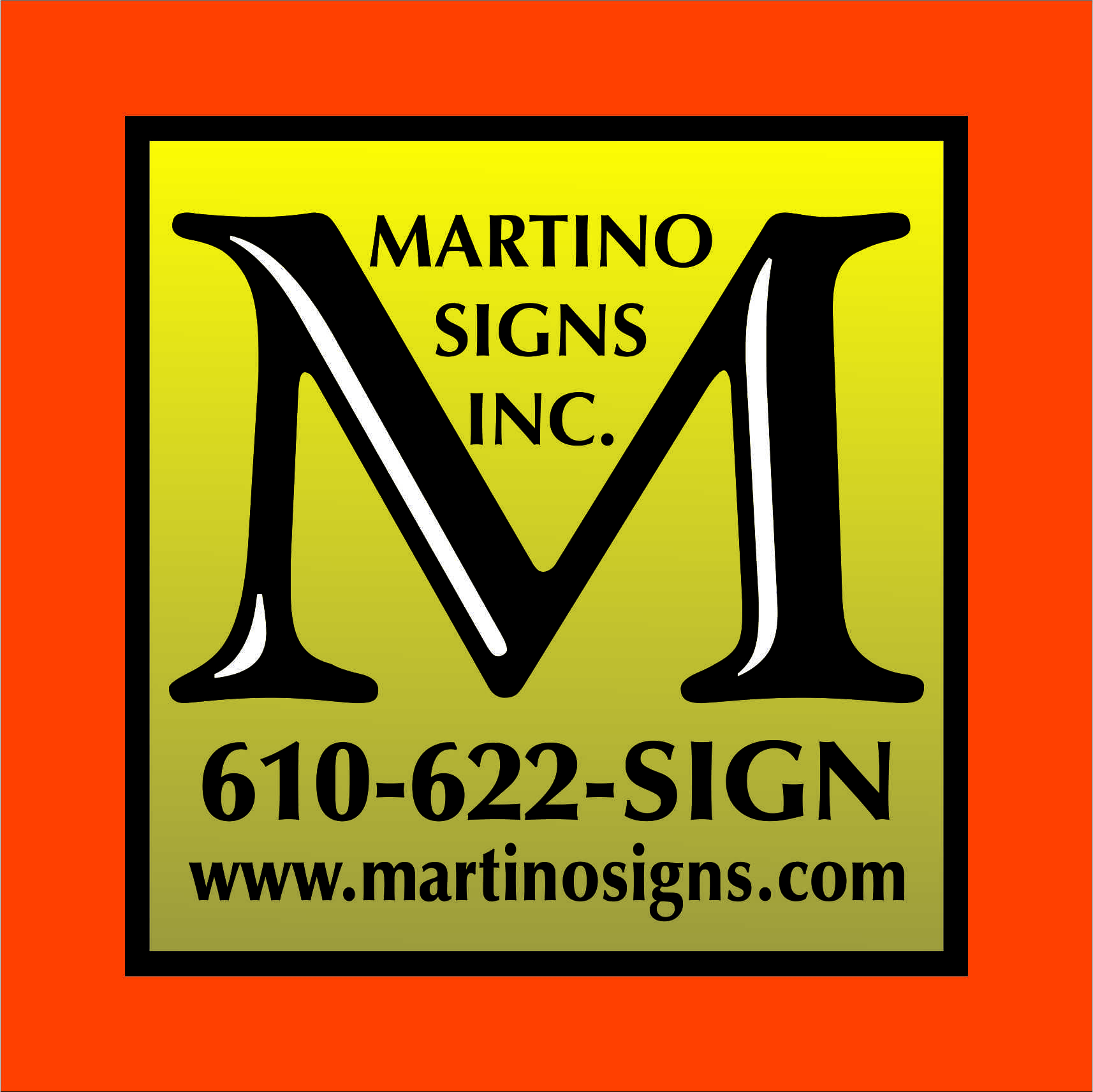 Martino Signs Inc