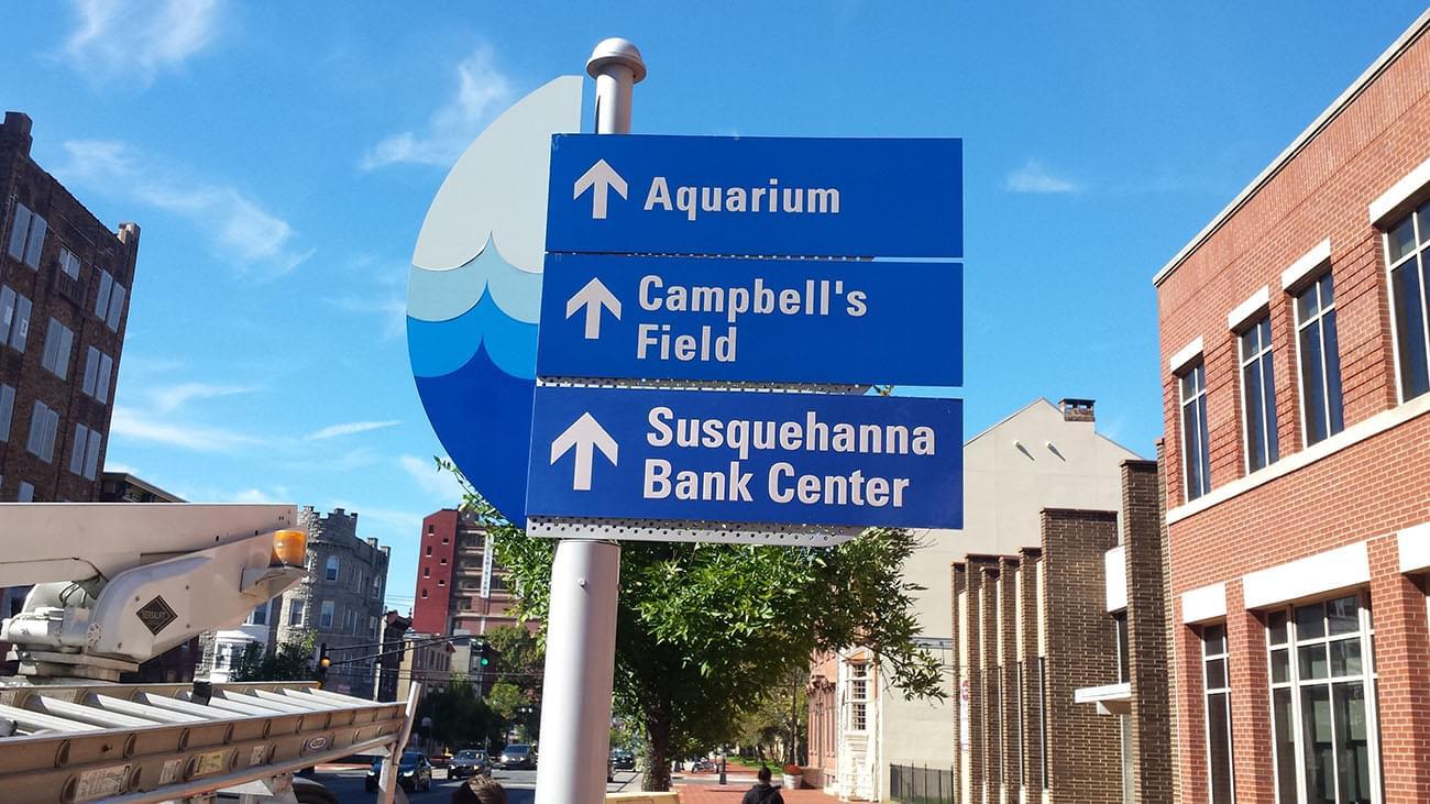 Wayfinding Signage to Elevate Profile of Residential Neighborhoods