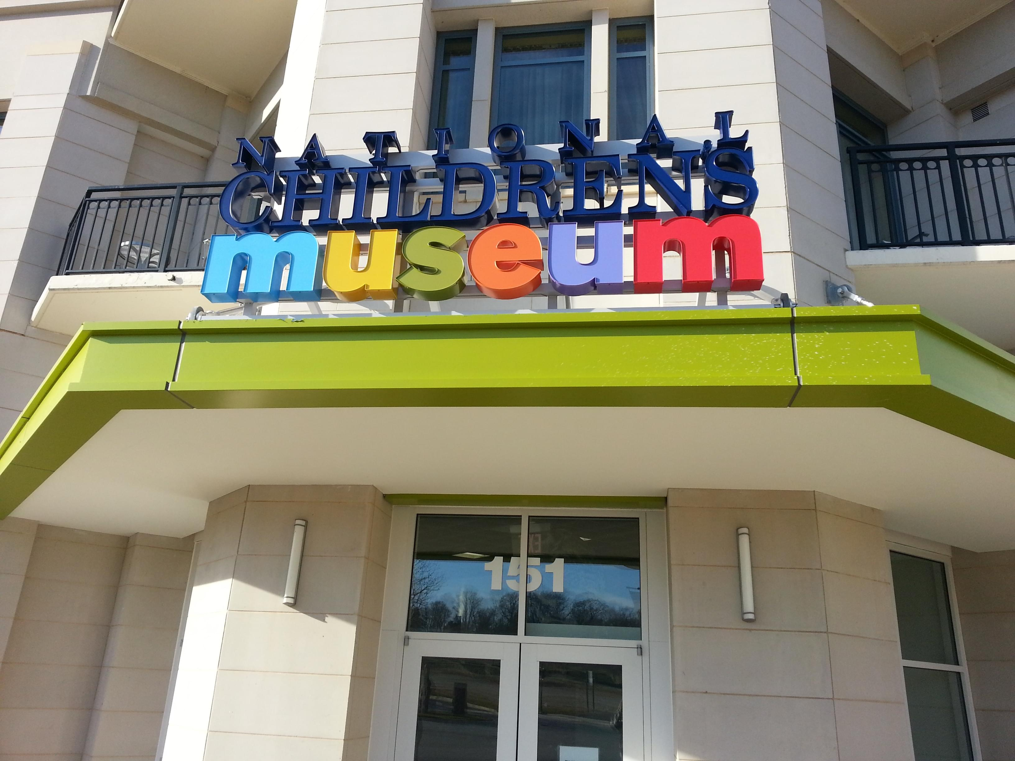 Martino Signs Brings Children's Museum to Life
