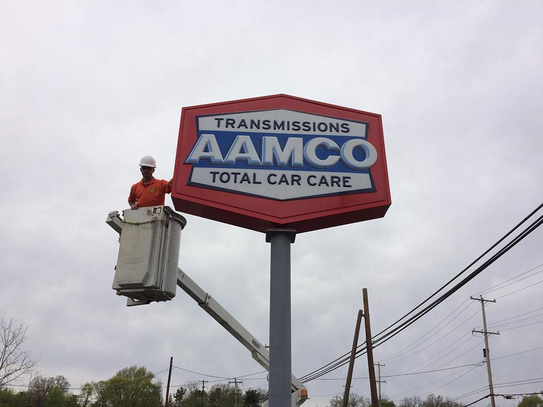 How a Simple Pole Sign Can Boost Your Small Business