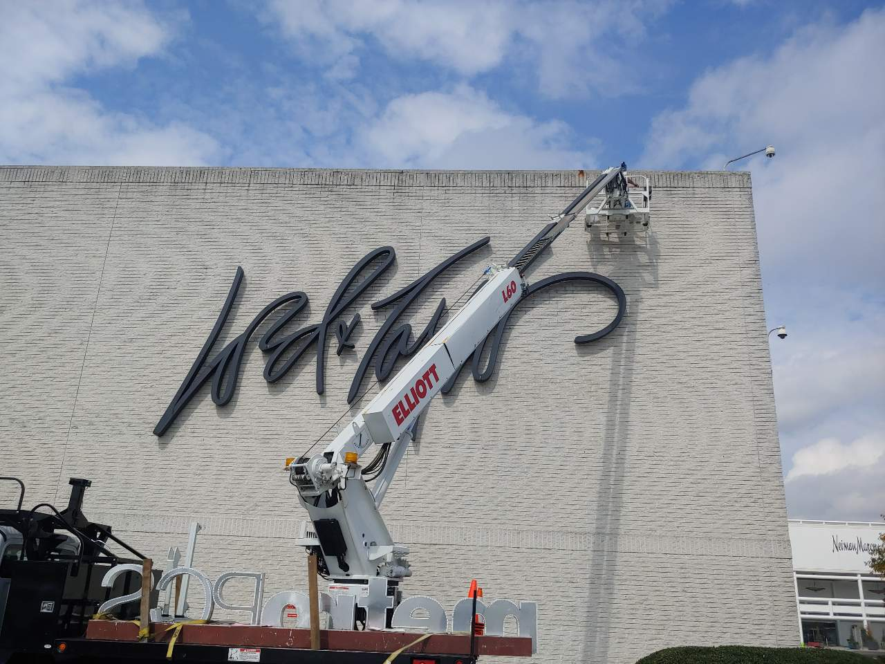 Large Scale Signage Projects That Complement Your Brand Integrity